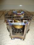 Magic 'beehive' stove