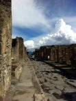 Street in Pompei